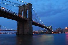 Brooklyn Bridge by Andrea M. on 500px
