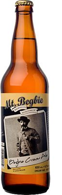 Mt. Begbie Brewing Cream Ale.