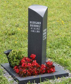 Polierte Grabsteine | Steinmetz Herbert Baldauf Immenstadt Allgäu