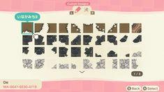 Animal Crossing Leaf, Motif Acnl, Path Design, Border Design, Motifs Animal, New Leaf, Muted Colors, Design Tutorials, Kids Playing