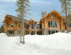 Another log home