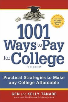 Study these many options to find money for college