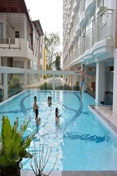 Hotels in Tagaytay Tagaytay, Indoor Swimming Pools, Staycation, Best Hotels, Balcony, Philippines, Terrace, Condo, The Unit