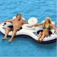 Floating on the lake or river with someone you love is always fun in the sun. #paulmitchell