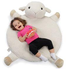 The Infant's Sleep Inducing Lamb - Hammacher Schlemmer