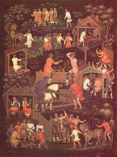Семь Семеонов (русская народная сказка) - Картинка 17913-41