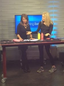 This was my 3rd appearance on CHCH. 2014. #memories! Such fitness fun!!!