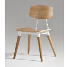Replica Sean Dix Dining Chair - WHite. $210