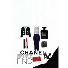 Untitled #12 by georgiahondromara on Polyvore featuring polyvore beauty Chanel Glamorous Christian Louboutin