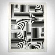 Aaron De La Cruz Signed Print