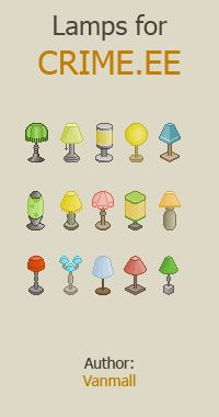 Lamps by vanmall.deviantart.com on @deviantART
