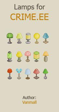 Lamps by vanmall.deviantart.com on @deviantART
