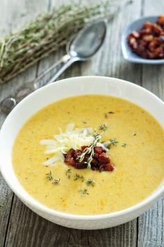 Идеальный картофельный суп-пюре от Pioneer Woman