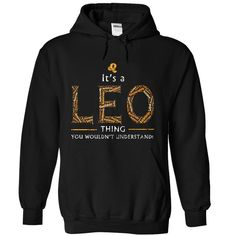 Click here: https://www.sunfrog.com/LifeStyle/-Its-a-LEO-thing--Black-15036837-Hoodie.html?s=yue73ss8?7833 ! Its a LEO thing !!