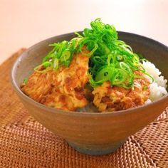 納豆好きのための玉子焼き丼 | あさこ食堂