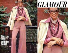 Vanidades & Glamour Sept 1973 | Beverly Johnson Star Model