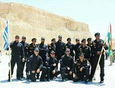 National Security Guard, Indian Army, Team Member, Competition, Instagram