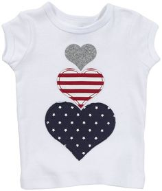Wear This: Carter's T-Shirt Throw patriotic flags into the mix with this Carter's Fourth of July tee ($8, originally $12).