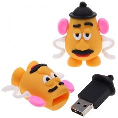 potatoe head flash drive