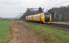 Zenderen DM 3436 als Sprinter Enschede - Zwolle