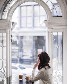 My dream coffee M O R N I N G