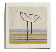 Fiona Rutherford Up and Away Tapestry