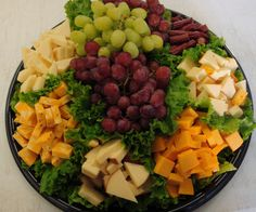 party cheese platter | Party Trays