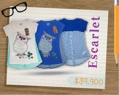 Somos una empresa 100% Colombiana, hacemos ropa infantil y junior bajo la marca de linuras.nu
