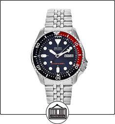 Seiko SKX009K2 - Reloj para hombres de  ✿ Relojes para hombre - (Gama media/alta) ✿