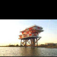 REM-eiland Amsterdam