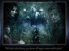 We had a Deal Tv show Once upon a time by ~DarkRaven17 on deviantART