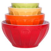 4-Piece Piper Mixing Bowl Set