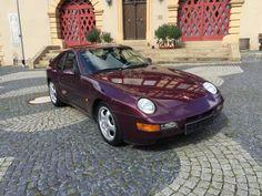 Porsche 968 Targa Euro2+deutsches Auto+Klima+Leder as Sports Car/Coupe in Bad Staffelstein