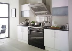 Chimney is really important in an open kitchen plan.