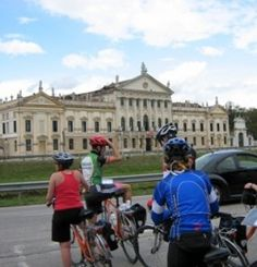European Bicycle Touring Routes - Planning on a cycle tour of Europe? I can help with these long distance bicycle touring routes in Europe, which is easy on the well signed routes...