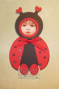 Baby Bubbles LadyBug -- Baby Bubbles Punch Art Elements can be used as cards, invitations, scrapbooks, framed art, room decor and so much more! More details and photos on my blog at gretchenbarron.ty.... Thanks for looking -- blessings, Gretchen