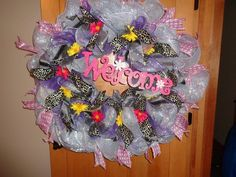 #65 - Spring Wreath - Large