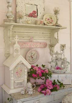 french country shabby...