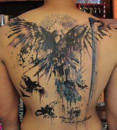 Raven Tattoos | Inked Magazine