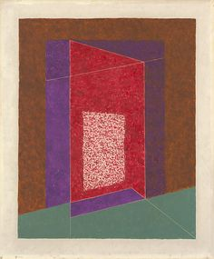 Concealing by Josef Albers, December 1940 | Guggenheim Museum online collection