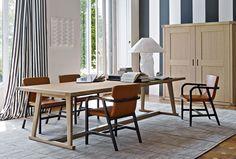 Mesa de comedor / rectangular / de interior / moderna - RECIPIO '14 - MAXALTO