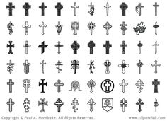 victorian crosses | rose vine tattoo designs tattoo designs for women on ribs tattoo ...