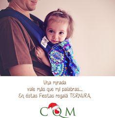 """Campaña #Navidad 2014: """"CQM un regalo desde el Corazón"""" <3 #Babywearing #Porteo #CQM #CrianzaEnBrazos"""