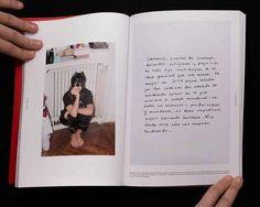 Girls from Today es el fanzine realizado por Andrea Savall, alumna del Máster de Fotografía Profesional del IED Madrid