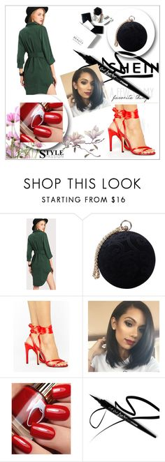 """Bez naslova #8"" by jasminak6 ❤ liked on Polyvore featuring Carvela, Truffle and H&M"