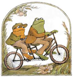 Frog and Toad The dynamic duo: | 50 Pictures That Perfectly Sum Up Your Childhood