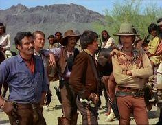 The High Chaparral, created by David Dortort (Bonanza), award-winning TV western. Western Film, Western Movies, The High Chaparral, Tv Westerns, Vintage Tv, Full Episodes, Golden Age, It Cast, Actors
