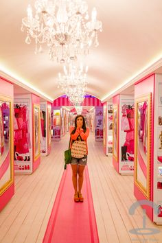 Barbie The Dreamhouse Experience... one of my favorite things growing up was Barbies so getting to 'walk through a human sized Barbie House' would be awesome!!!   Barbie Dreamhouse Experience Mall of America, Bloomington MN - Official Hotel Sponsor: Crowne Plaza Hotel & Suites at 3 Appletree Square  www.cpmspairport.com