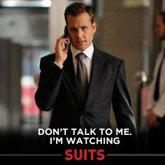 Image result for watching suits