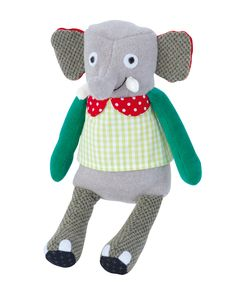Small Elephant from Les Popipop #661005 #magicforesttoys #moulinroty